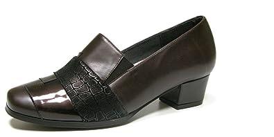 DOCTOR CUTILLAS Damen Schuhe komfortabel Schablone Kupplung – Leder ...
