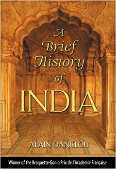 Book A Brief History of India