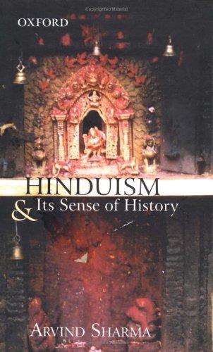 Download Hinduism and Its Sense of History PDF