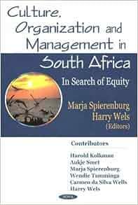 in South Africa: Marja Spierenburg: 9781594541858: Amazon.com: Books