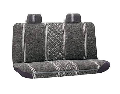 Magnificent Diamond Tweed Standard Or Full Sized Bench Seatcover Front Or Rear Seat Grey Color Spiritservingveterans Wood Chair Design Ideas Spiritservingveteransorg