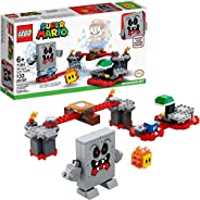 LEGO Super Mario Whomp's Lava Trouble Expansion Set 71364 Building Kit; Toy for Kids to Enhance Their Super Ma