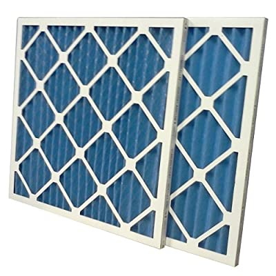 "US Home Filter SC40-22X22X1 MERV 8 Pleated Air Filter (12 Pack), 22"" x 22"" x 1"""
