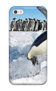 AnnaSanders Perfect Tpu Case For Iphone 5/5s/ Anti-scratch Protector Case (k Wallpapers Animal)