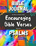 Bible Journal for Men or Women with Encouraging