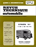 Revue technique Automobile 230.3 Citroen H 1000 et 1600 Essence (1950/1982)
