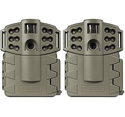 MOULTRIE A-5 Gen2 Game Spy 5MP Low Glow Infrared Digital Trail Cameras