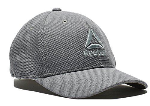 Reebok Delta Logo Adjustable, One Size Fits All, Baseball (Reebok Baseball Hat)