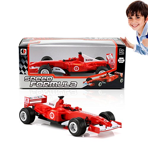 Car model kit-toy carsno batteries needed)-toy race car-F1 racing car 1:32 scale