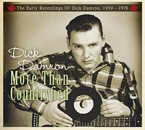 CD : Dick Damron - More Than Countryfied-Early Recordings of Dick Dam (Germany - Import, 3 Disc)