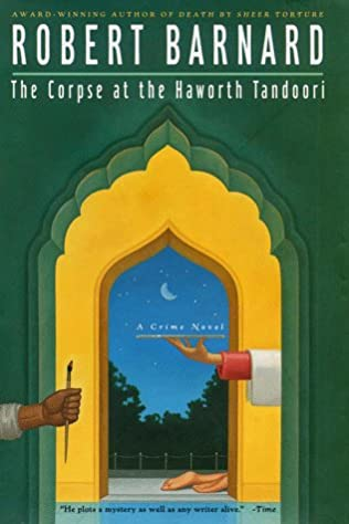 book cover of The Corpse at the Haworth Tandoori
