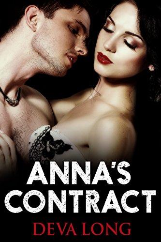 Annas Contract Dark Romance Alpha ebook product image