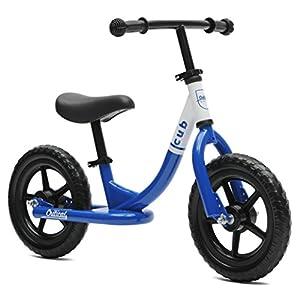 Critical Cycles Cub No-Pedal Balance Bike for Kids, Royal Blue