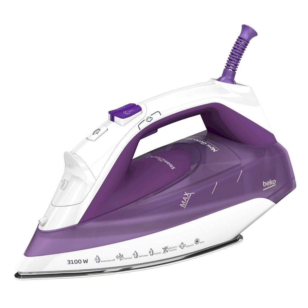 3100 De 0 Vapor 35 Blanco Beko W Plancha Púrpura Litros Spa7131p bI7vYf6gym
