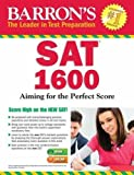 img - for Barron's SAT 1600, 2nd Edition book / textbook / text book