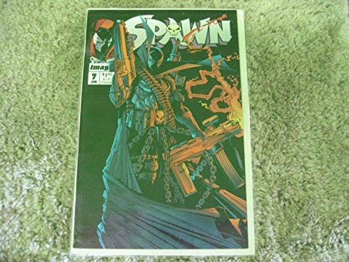 Spawn (Comic Book) #7 (Spawn, ()