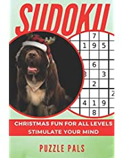 SUDOKU: Christmas Fun For All Levels