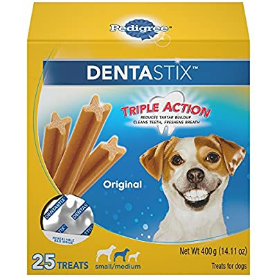 PEDIGREE Dentastix Small/Medium Dog Treats