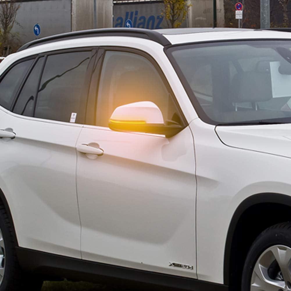 Indicatore di specchio OZ-LAMPE Frecce a LED per specchietto dinamiche A LED Marker Lampada DAmbra Fumar per BM-W X3 F25 X4 F26 X5 F15 X6 F16