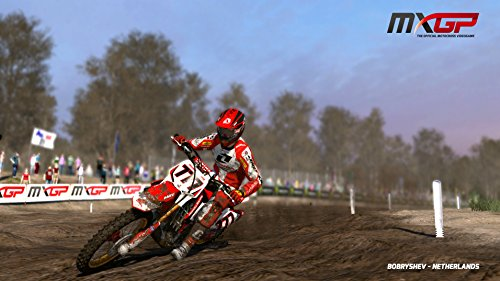 MXGP 14: The Official Motocross Videogame by Bandai (Image #10)