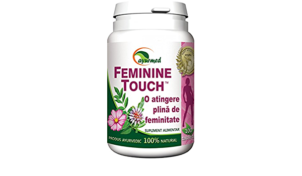 feminine touch marca ayurmed)