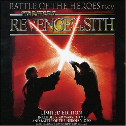 John Williams London Symphony Orchestra London Voices Battle Of The Heroes From Star Wars Revenge Of The Sith Amazon Com Music