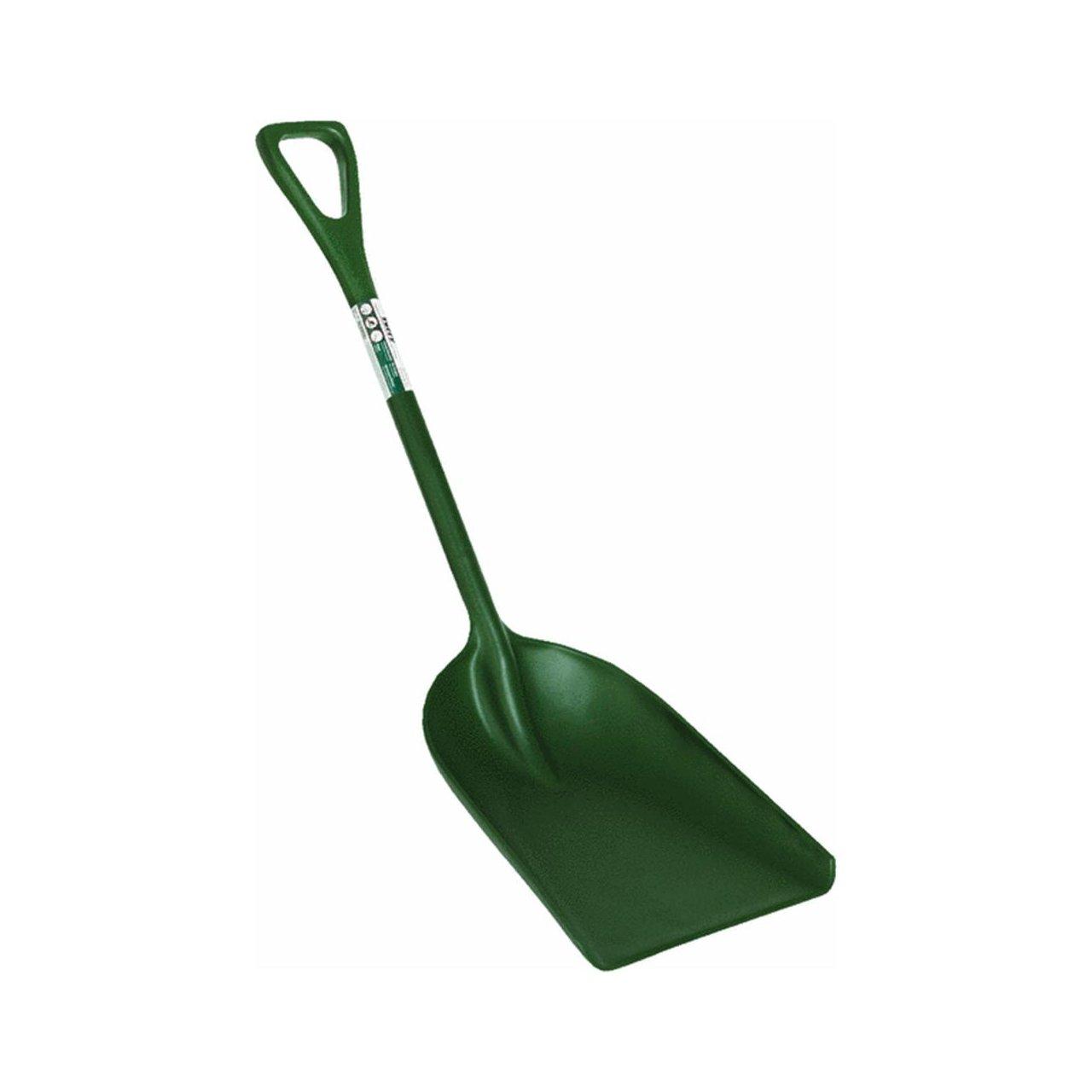 Amazon.com : POLY PRO TOOLS P 6982G Tuffy Scoop Shovel, 4 Lb, Green :  Patio, Lawn U0026 Garden