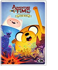 """Cartoon Network: Adventure Time: Card Wars (DVD)Finn and Jake play an epic card game, but when Jake becomes overly competitive and insists on playing for a """"cool guy cup"""" and the """"dweeb cup"""", hilarity ensues. Adventure Time: Card Wars DVD rel..."""