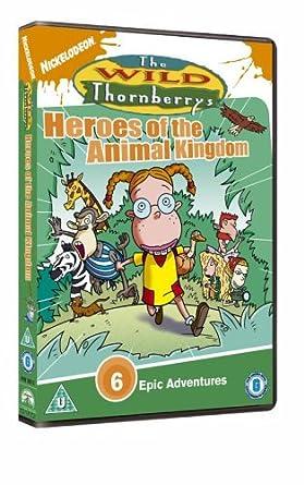 Amazon.com: The Wild Thornberrys - Heroes of the Animal ...