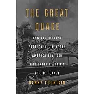 The Great Quake Audiobook