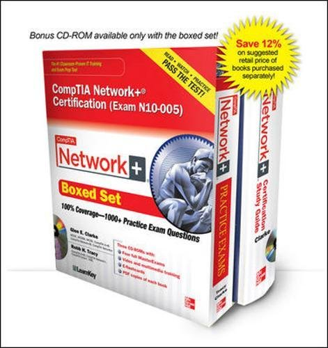 CompTIA Network+ Certification Boxed Set (Exam N10-005) (Certification Press)