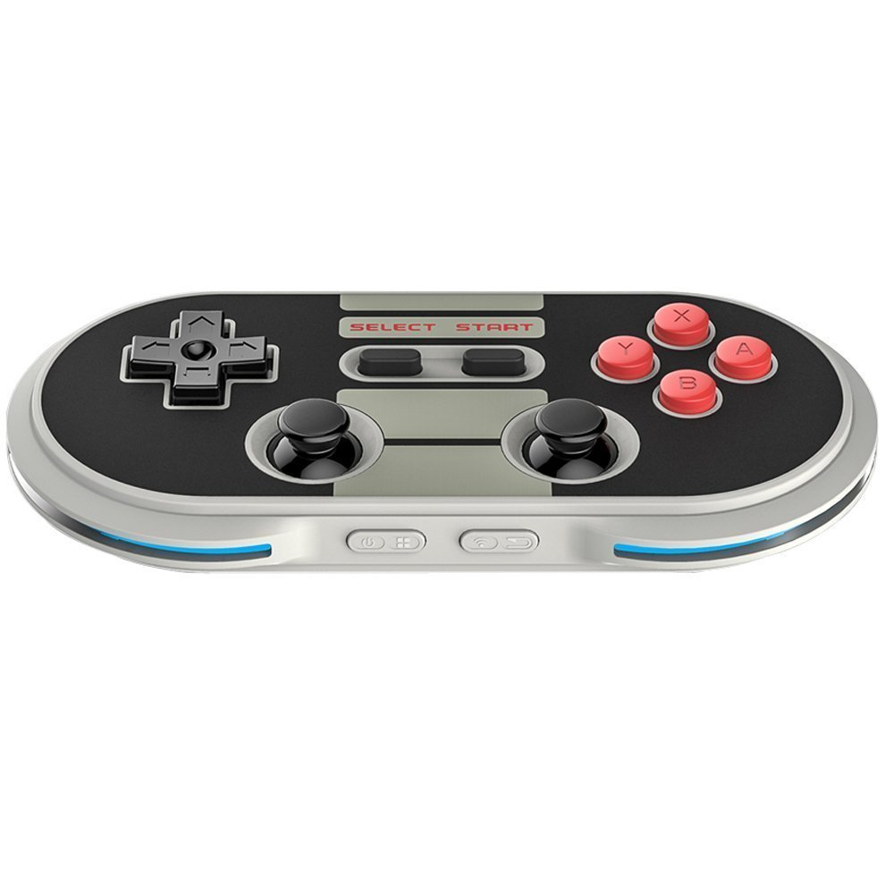 8bitdo N30 Pro Wireless Bluetooth Controller Dual Classic Joystick For Android Gamepad Pc Mac Linux Logitech Ps 2 To Usb Wire Diagram Schematics Computers Accessories