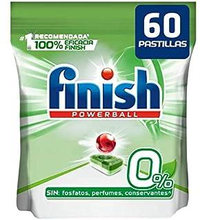 Fairy Platinum - Pastillas para lavavajillas, paquete naranja 16 ...