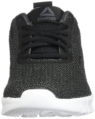 Shoes Ash Reebok Running Instalite Women's White Black Grey Pro HxxwT