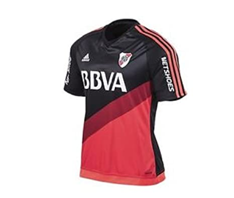 0907d3ceb35 adidas Climacool Football Jersey  15-16 Argentina River Plate Away Stadium  Buenos Aires Men