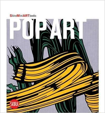 Ebooks pdfs téléchargements Pop Art (Skira Mini Artbooks) (Paperback) - Common B00FKYNNMI en français PDF PDB