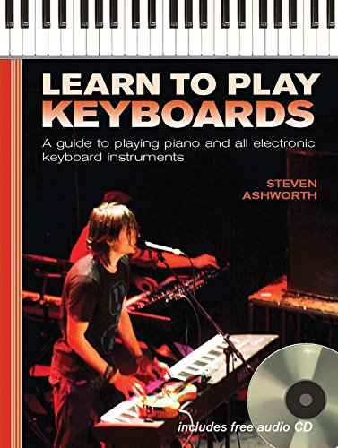 Learn To Play Keyboards (Music Bibles)
