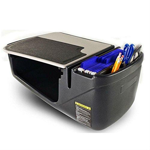 AutoExec Efficiency GripMaster Portable Car Seat Desk - 10005 with Free Ergonomics eBook Autoexec Gripmaster Car Desk