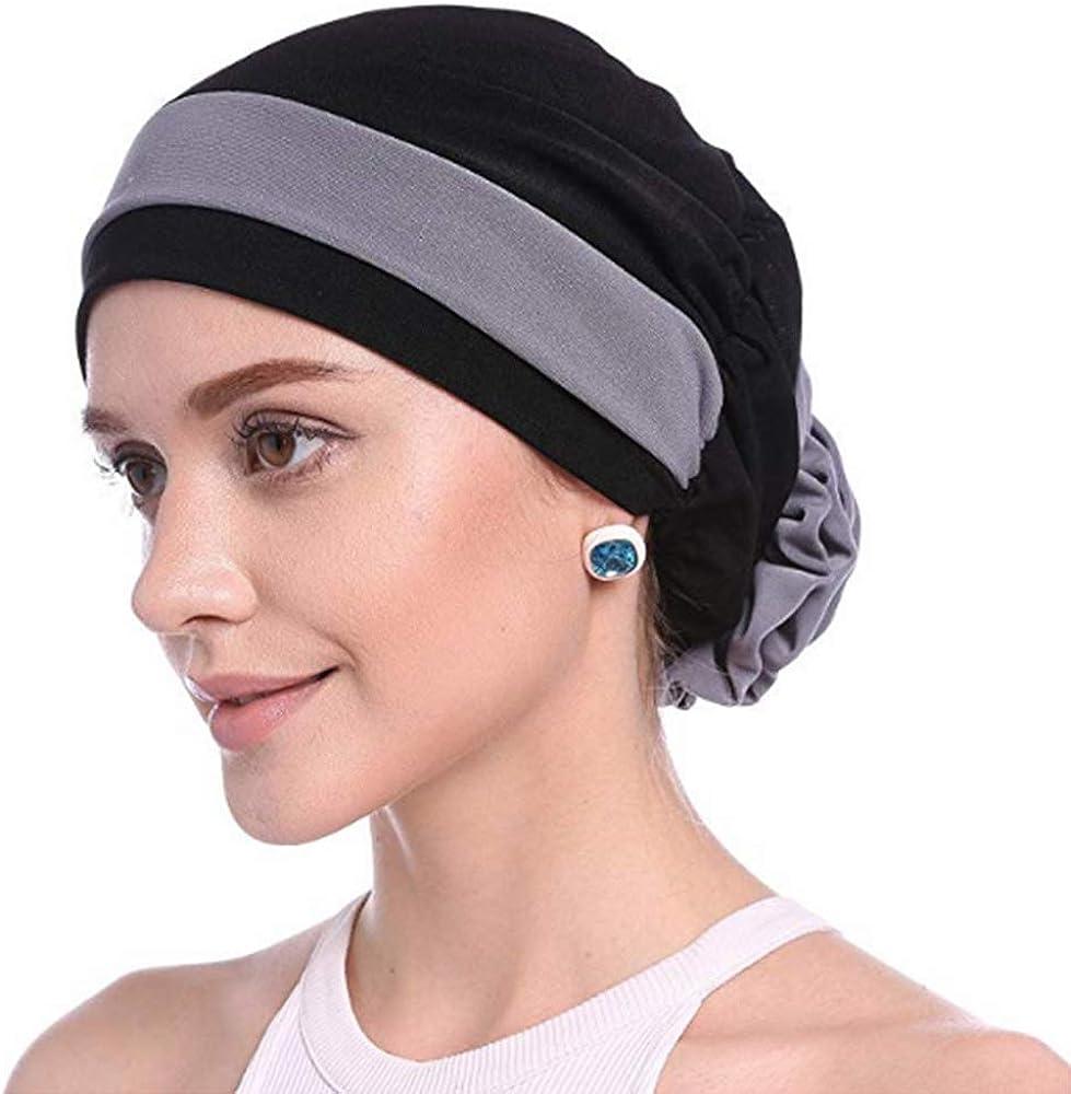 WETOO Sombreros y Gorras Boinas Mujer para Oncológicos y para Quimioterapia