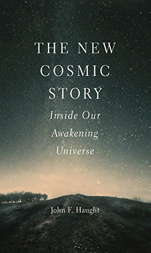 New Cosmic Story: Inside Our Awakening Universe from Unknown