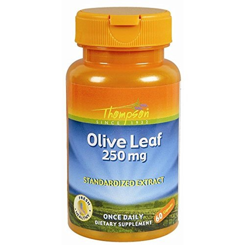 Thompson Olive Leaf -- 60 Capsules by Thompson