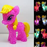 My Little Pony Toys LED Color Changing Night Light Table Lamp Decor Toy Doll by TKX
