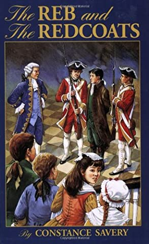 The Reb and the Redcoats (Living History Library) (Coming To America Blu)