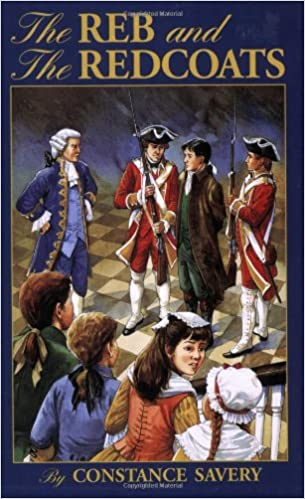 Image result for The Reb and the Redcoats by Constance Savery