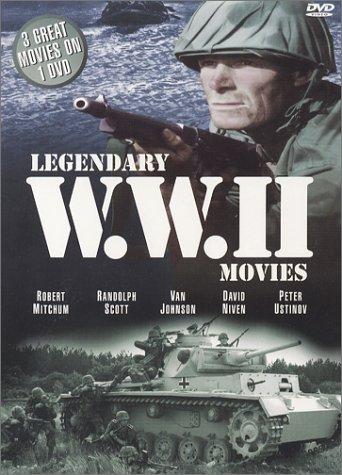 Amazon com: Legendary World War II Movies (Gung Ho!/Go for