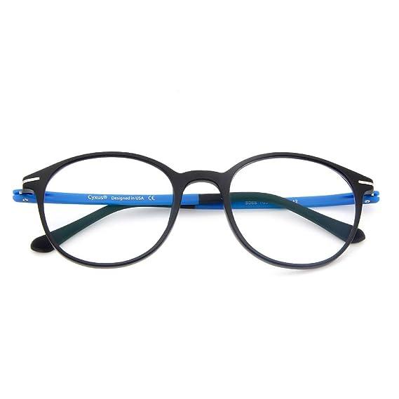 f34b39c4116518 Cyxus Blocage de la lumière bleue  Lunettes anti-fatigue oculaire , Lunettes  de