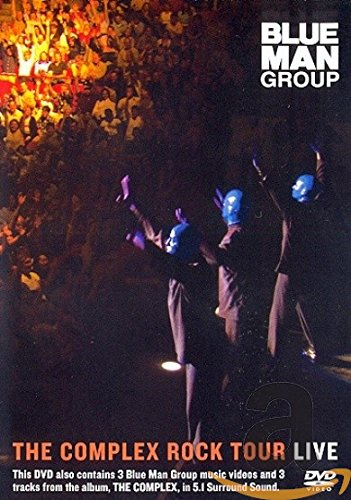 Price comparison product image Blue Man Group - The Complex Rock Tour Live
