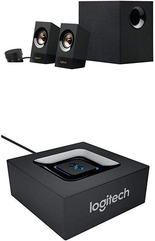Logitech Z533 Adaptador Audio Bluetooth Logitech Bluebox Sistema de Altavoces Multimedia