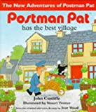 Postman Pat has the Best Village, John Cunliffe, 0340678100