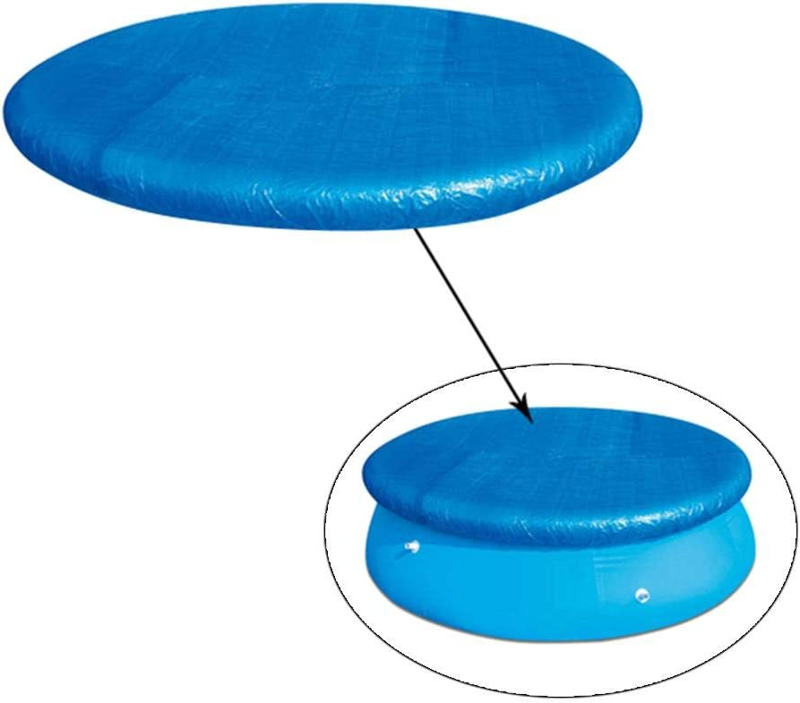 fllyingu 396 cm Cubierta para Piscina Cubierta de protección,Funda para Piscinas Evitar Hojas Prueba de Lluvia Funda para Piscinas para Evitar el Polvo